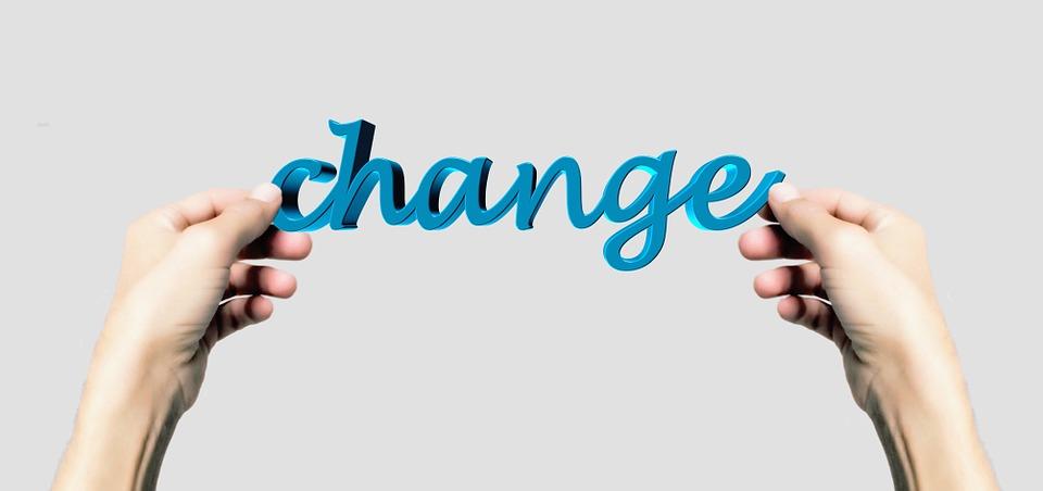 verandering in opties