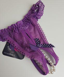 Paarse-gedragen-kralen-string2